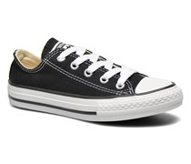 Chuck Taylor All Star Core Ox Sneaker in schwarz