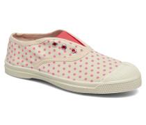 Tennis Elly Minipois E Sneaker in weiß