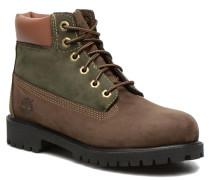 6 In Premium WP Boot Stiefeletten & Boots in braun