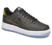 Wms Air Force 1 '07 Prm Sneaker in schwarz
