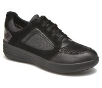 Romy 11 Sneaker in schwarz