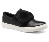 Leone Slipper in schwarz