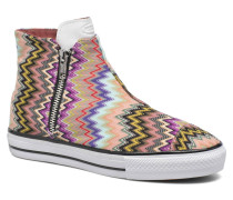 Ctas High Line Mid W Sneaker in mehrfarbig
