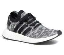 Nmd_R2 Pk Sneaker in schwarz