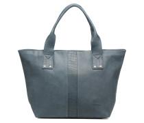 Marianne croco Handtaschen für Taschen in blau