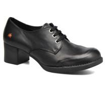 Bristol 078 Schnürschuhe in schwarz