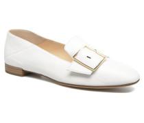 Dorota Slipper in weiß