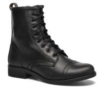 Charrie Stiefeletten & Boots in schwarz