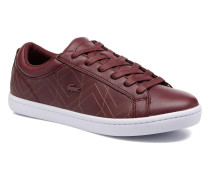 Straightset Lace 417 1 Sneaker in weinrot
