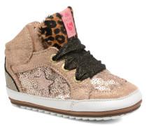 Suzette Sneaker in goldinbronze