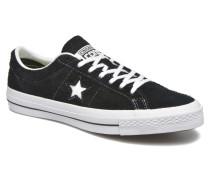 One Star Ox M Sneaker in schwarz