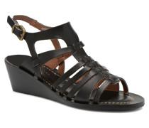 Fasta Sandalen in schwarz