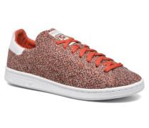 Stan Smith Pk Sneaker in rot