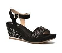 Perina Sandalen in schwarz