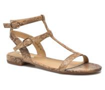 Aely Bis Sandal Sandalen in beige