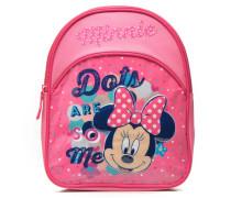 Sac à dos Minnie Rucksäcke für Taschen in rosa