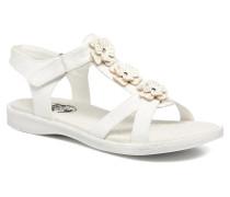 Clementina Sandalen in weiß