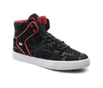 Supra - Vaider - Sneaker für Herren / schwarz