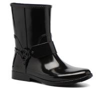 Fulton Harness Rainbootie Stiefeletten & Boots in schwarz