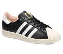 Superstar 80S W Sneaker in schwarz