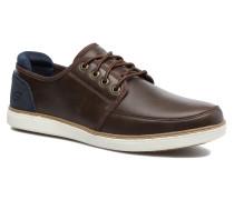 Lanson Nelven Sneaker in braun