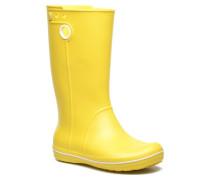 Crocband jaunt women's Stiefel in gelb