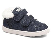 Jojo Velcro Sneaker in silber