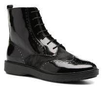 D Prestyn A D745WA Stiefeletten & Boots in schwarz