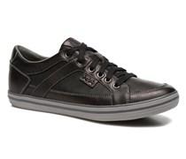 U BOX D U44R3D Sneaker in schwarz
