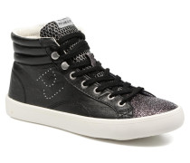 CLINTON MESH Sneaker in schwarz