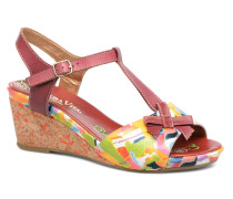 Var Sandalen in mehrfarbig