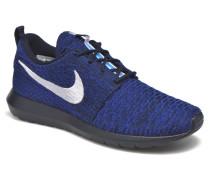 Roshe Nm Flyknit Sneaker in blau