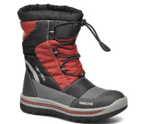 JR Overland B ABX J4440C Stiefeletten & Boots in rot