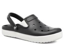 CitiLane Clog Sandalen in schwarz