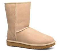 W Classic Short II Stiefeletten & Boots in beige