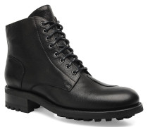 Hyrod Lace Up Stiefeletten & Boots in schwarz