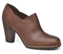 Stratham Heights Shootie Stiefeletten & Boots in braun