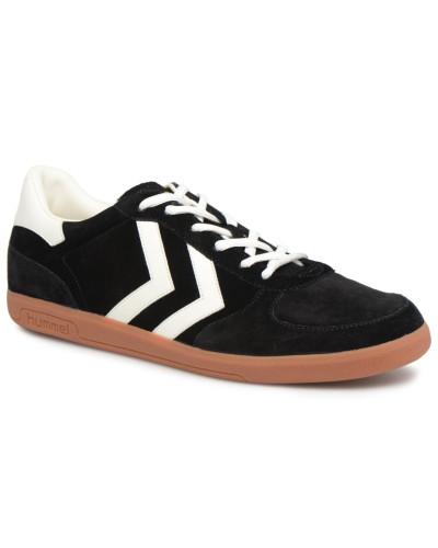 hummel Herren Victory Sneaker in schwarz