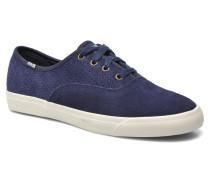 Triumph 28 retro sport Sneaker in blau