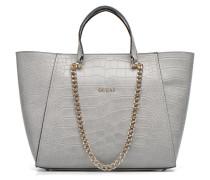 Nikki Chain tote Handtaschen für Taschen in grau