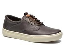 Earthkeepers Adventure Cupsole Leather Oxford Sneaker in grau
