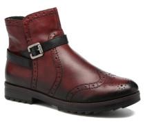 Fiona R2278 Stiefeletten & Boots in weinrot