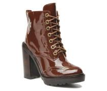 Forks Stiefeletten & Boots in braun