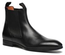 Simon 13414 Stiefeletten & Boots in schwarz