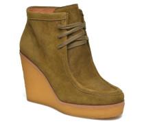 Bald Stiefeletten & Boots in grün