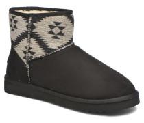 Uma Ethno Stiefeletten & Boots in schwarz