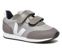 ARCADE SMALL B MESH VELCRO Sneaker in grau