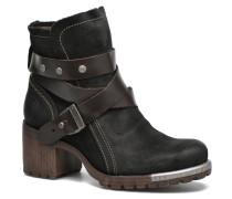 Lok Stiefeletten & Boots in schwarz