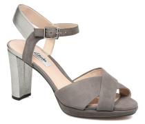 Kendra Petal Sandalen in grau