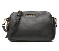 BEDFORD MD Double Zip Messenger Handtaschen für Taschen in schwarz